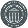 premier lawyers of america logo