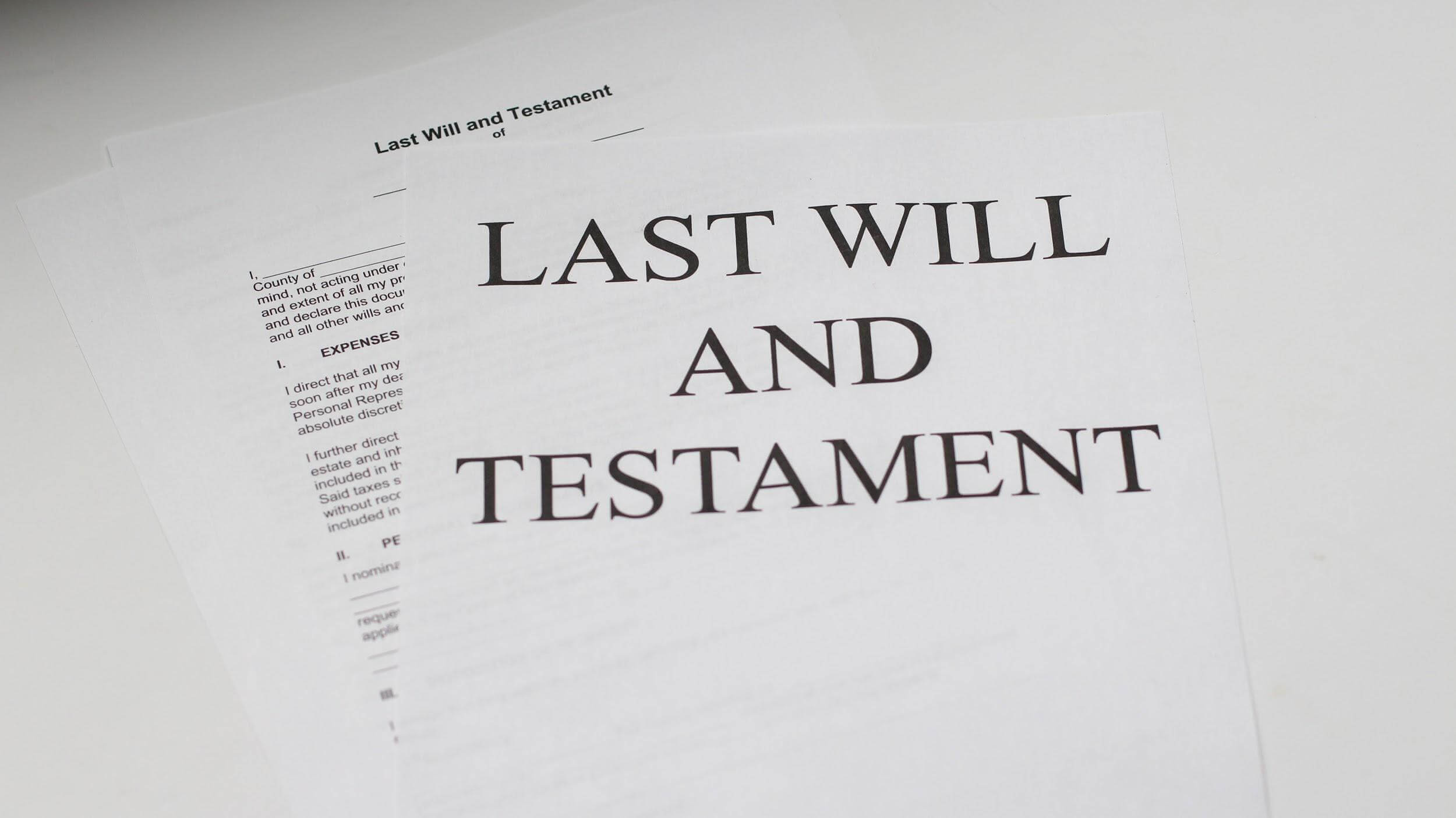 large probate lawyer
